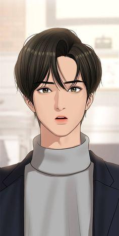 True Beauty Chapter 134 Cha Eun Woo, Cute Anime Character, Character Art, The Secret, Angels Beauty, Boys Wallpaper, Webtoon Comics, Anime Animals, Handsome Anime