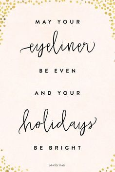 Bring on all the Holiday Fun!!