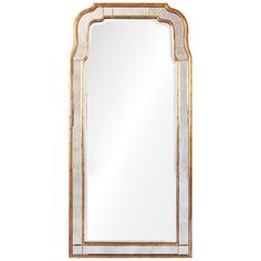 Kathy Kuo Home Holiday Hollywood Regency Antique Gold Leaf Frame Arch Mirror Arch Mirror, Wood Mirror, Diy Mirror, Mirror Image, Antiqued Mirror, Art Deco Mirror, Wall Mounted Mirror, Bliss Home And Design, Luxury Mirror