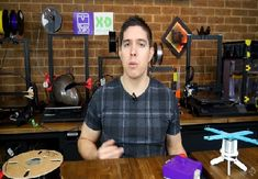 Video: 5 Practical Uses For Desktop Printers Desktop 3d Printer, 3d Printing Industry, 3d Prints, 3 D, Technology, Youtube, Tech, Tecnologia, Youtubers