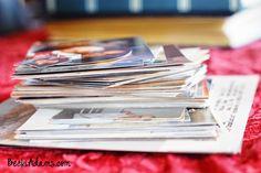 Becki Adams Designs: Restoring Old Photo Albums into Pocket Page Scrapb...