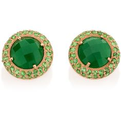 Carla Amorim Costa Verde Earrings ❤