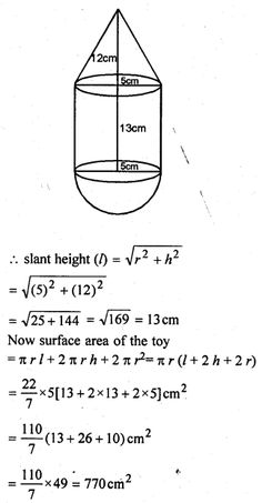 ML Aggarwal Class 10 Solutions for ICSE Maths Chapter 17 Mensuration Ex These Solutions are part of ML Aggarwal Class 10 Solutions for ICSE Maths. Here we have given ML Aggarwal Class 10 Solut… Math Vocabulary, Maths Algebra, English Vocabulary Words, English Phrases, Math Problem Solver, Math Tools, Maths Solutions, Math Poster, Whatsapp Status Quotes