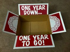 Missionary Gift Ideas: Valentines Day/One Year