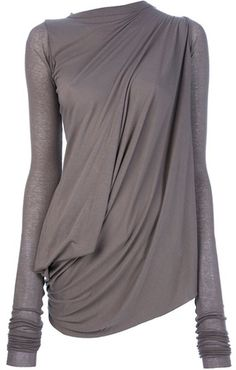 Drape Top - Lyst                                                                                                                                                                                 More