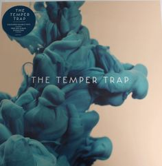 'The Temper Trap' comes in double coloured vinyl, one blue disc and one purple disc, and includes a free mp3 download (320kbps) of the album.