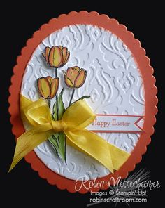 Aloha, all!      Here I am again with another Easter Card made with some of my favorite Stampin' Up!...