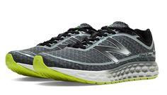 New Balance Mens Fresh Foam 980 Gray Athletic Running Cross Training Shoes Sz 10 #NewBalance #RunningCrossTraining