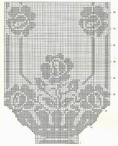 crochet em revista: Naperon                              …