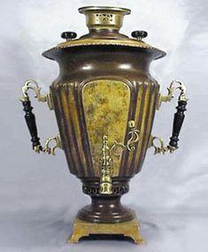 Russian Samovars - Rare Judaica Antiques, Samovar, Kiddush Cups, Jewish Gifts