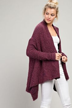 856e856bdf 14 Best Popcorn Sweaters and Cardigans images