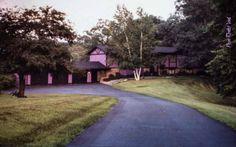 Prince's purple house, Kiowa Trail, Chanhassen, MN, 1983