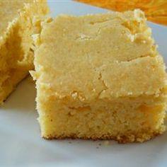 Homesteader Cornbread Allrecipes.com - our favorite recipe for cornbread!