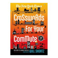 The New York Times Crosswords For Your Commute – NPR Shop