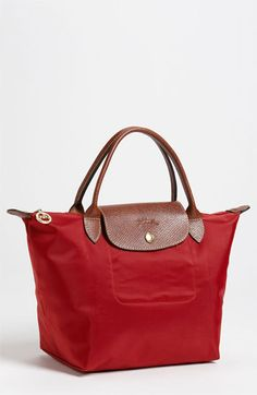 I have always loved the Le Piliage tote bag from Longchamp. I really like  how 156c011b3574d