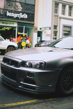 Nissan GTR Nurburgring // 35mm // Sydney 2014