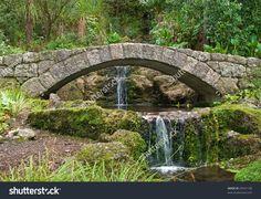 Stone Bridge Stock Photo 29541106 : Shutterstock
