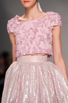 notordinaryfashion:Georges Hobeika Haute Couture Spring 2015