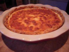 Buttermilk Pie southern Buttermilk pie..good stuff