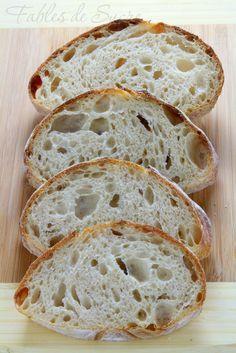 Pane con farro e lievito madre | Fables de Sucre