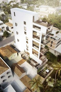 Super Slim Condominiums : AIR-Madalena