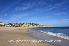 Praia de Porto de Mós, Lagos, Algarve, Portugal