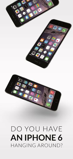 Have an iPhone 6 hanging around? Sell it for cash at ePelican.com