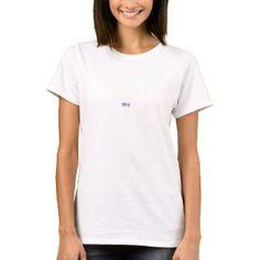 Just me – Women's Tee Shirt White Wise Women, Tee Shirts, Tees, My Horse, Love T Shirt, Boyfriend Tee, V Neck T Shirt, T Shirts For Women, Casual