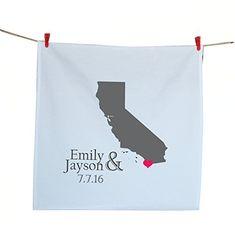 Amore Beaute Handcrafted Personalized Tea Towel with Stat... http://www.amazon.com/dp/B01BRATK02/ref=cm_sw_r_pi_dp_mQtwxb0Y3ZWQ7