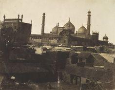 Jama Musjid, 1857-58