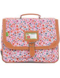 Cartable  acheté en anticipation pour le CP (Tann's, Monoprix pour les blouses roses !)