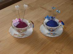 Little Bird Tea Cups