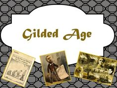 16 slide Power Point accompanied with 2 pages of guided notes.This lesson discusses the Gilded Age, a time of inventions and national growth. The lesson included the following information:What is the Gilded AgeNew Ideas such as individualism and social darwinismRealismMark TwainNew forms of entertainment (baseball, amusement parks, and ragtime)Spoils SystemStalwarts and Half-breedsPendleton Act and the Civil Service SystemLimiting Big Businessanti-trust lawsReform…