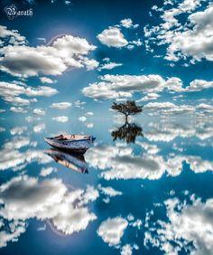 ♥ Floating Boat..... - Barath Ganesh