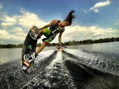 "Would like to try this some summer (wakeboarding or even wake surfing) - From pin: ""Jimmy LaRiche Wakeboarding, Wakeboard Boats, Surfing Tips, Hobbies To Try, Sup Surf, Outdoor Playground, Water Photography, Sports Photos, Extreme Sports"