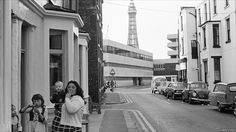Grundy Art Gallery gives resort retrospective in Mass Photography – Blackpool Through the Camera Blackpool Pleasure Beach, Blackpool England, Good Morning Funny Pictures, Old Pictures, Great Places, Street Photography, Seaside, Britain, Art Gallery
