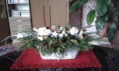 vianočný košík