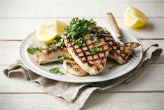 Nämä maukkaat kalkkunapihvit sopivat loistavasti kesän grilliherkuksi. http://www.valio.fi/reseptit/marinoidut-kalkkunapihvit/