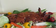 Whole Roast Pork Philippines Style by Mayettes , excellent for Theme Parties.416 463 0338