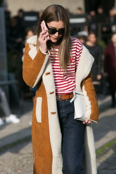 Pin for Later: Les Meilleurs Looks Street Style de la Fashion Week de Milan Jour 2