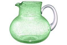 Iris Pitcher, Light Green on OneKingsLane.com