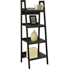 Possible alternative to more bulky bookcases. $89 for set of 2.