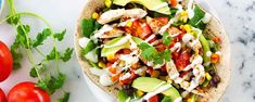 Slow Cooker Fiesta Ranch Chicken Wraps Read more at https://www.hiddenvalley.com/recipe/slow-cooker-fiesta-ranch-chicken-wraps/