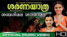 Sabarimala | Saranayathra | Malayalam Ayyappa Devotional Song