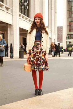 nyfw street style    (lincoln center student..?)