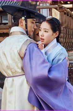 Yoonshiyoon and Jinseyeon confess their feeling on GrandPrince Yoon Shi Yoon, Korean Actors, Korean Dramas, Grand Prince, Joon Gi, Paros, Historian, Character Inspiration, Kdrama