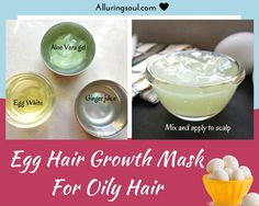 Egg mask for hair can be helpful as it is rich in vitamins A, D and E, proteins, fatty acids and sulfur. It is an easy solution to most of the hair problems.
