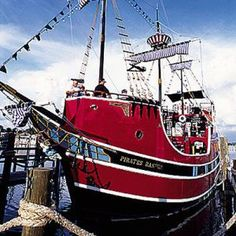 Captain Memo's Pirate Cruise - Things to do at Pier 60: Clearwater, Florida