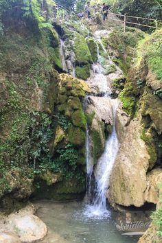Mein Geheimtipp: der wunderschöne Wasserfall im Westen Yogyakartas!