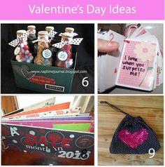 Lots of Valentine celebration ideas